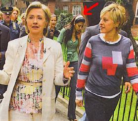 Hillarys first lesbian sex - 1 2